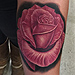 Pink Rose Tattoo Tattoo Design Thumbnail